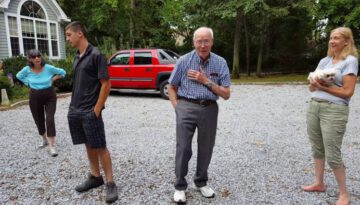 Grandpa Finally Gets The Mercedes He Always Wanted