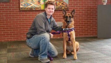 Dogs Helping Veterans