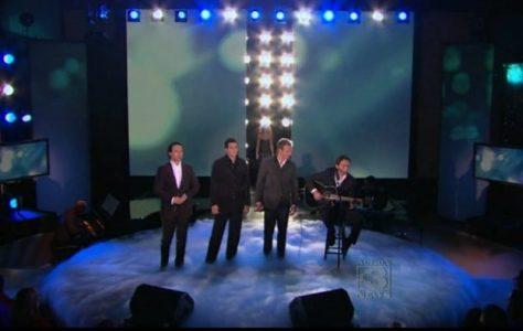 Hallelujah – Celine Dion & The Canadian Tenors