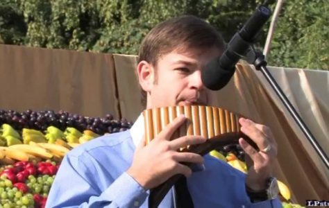 How Great Thou Art on Pan Flute