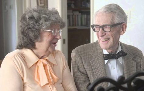 "Pixar's ""UP"" in Real Life: 80-Year-Old Grandparents Celebrate Anniversary with Adorable Piano Duet"