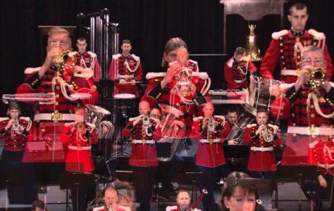 "SOUSA Semper Fidelis – ""The President's Own"" US Marine Band"