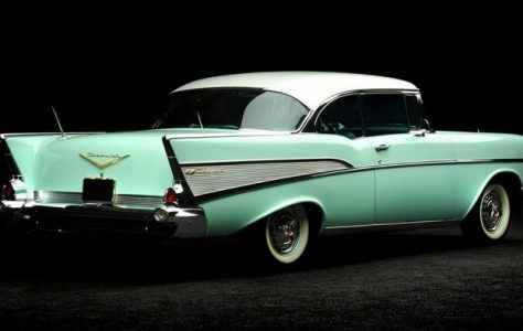 Why the 1957 Chevrolet Bel Air Is An Icon