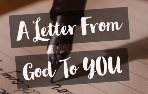 A Letter from God To YOU