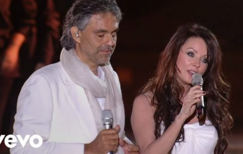 Time To Say Goodbye – Andrea Bocelli, Sarah Brightman