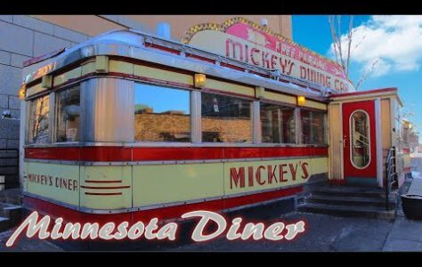 Mickey's Classic American Diner