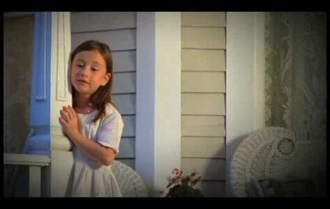 Amazing Grace – 7 Year Old Rhema Marvanne