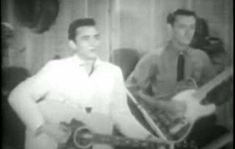 Get Rhythm – Johnny Cash