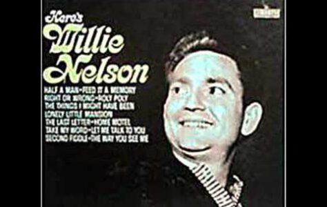 Half A Man – Willie Nelson