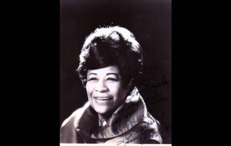 Someone to Watch Over Me – Ella Fitzgerald