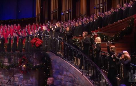 Carol of the Bells – Mormon Tabernacle Choir