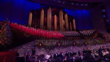 Joy to the World – Mormon Tabernacle Choir