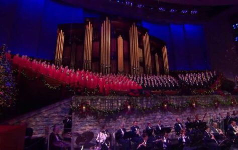 Joy to the World – Mormon Tabernacle Choir