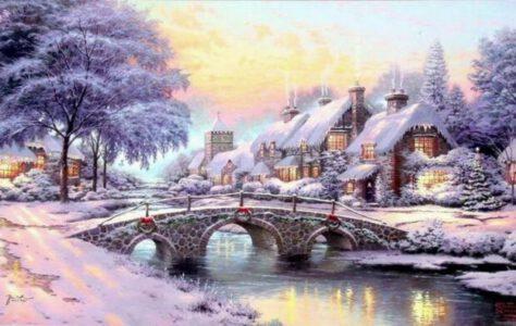 The Christmas Waltz – Frank Sinatra