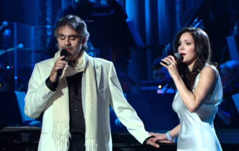 The Prayer – Andrea Bocelli & Katharine Mcphee