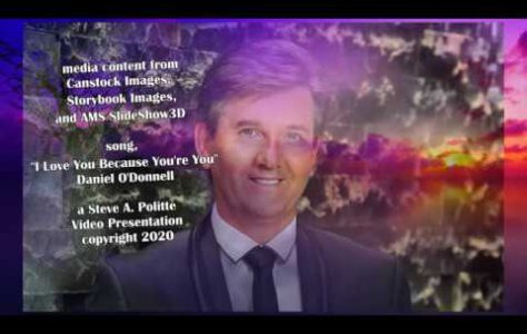 I Love You Because – Daniel O'Donnell