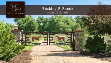 Rocking R Ranch – Longmont, Colorado