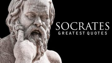 Socrates: Greatest Quotes on Life