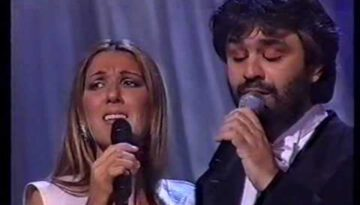 The Prayer – Celine Dion & Andrea Bocelli