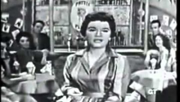Who's Sorry Now? – Connie Francis (Live 1958)