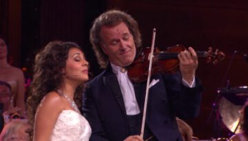 Lips Are Sealed – André Rieu