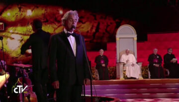 The Lord's Prayer – Andrea Bocelli