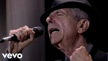 Hallelujah – Leonard Cohen (Live In London)