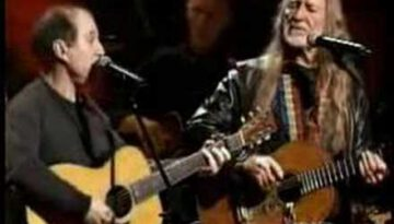 Homeward Bound – Paul Simon & Willie Nelson