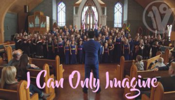 """I Can Only Imagine"" by MercyMe – cover by One Voice Children's Choir"