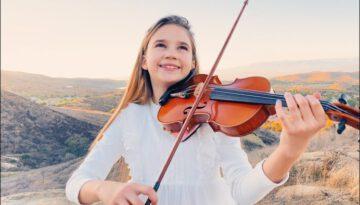 Amazing Grace – Karolina Protsenko