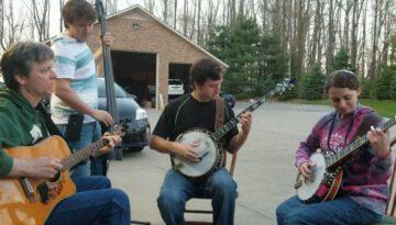 I Saw The Light – Bluegrass