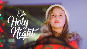 Oh Holy Night – 7-Year-Old Claire Crosby and Dave Crosby
