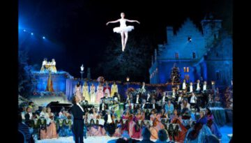 Walking in the Air – André Rieu