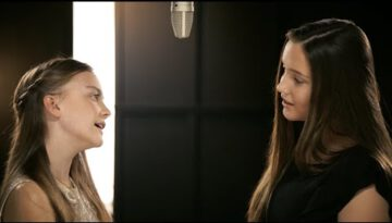 You Raise Me Up – Cover by Lucy and Martha Thomas