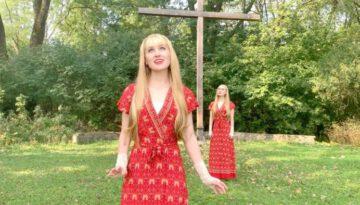 Amazing Grace – Harp Twins