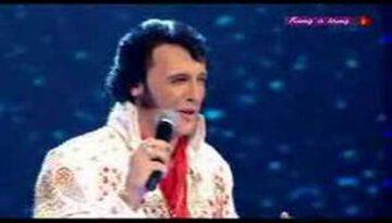 Shawn Klush – World's Greatest Elvis