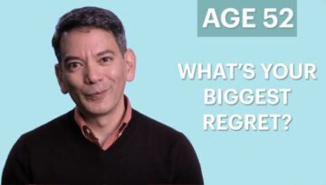 70 People Ages 5-75 Answer: What's Your Biggest Regret?