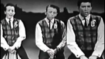 Blowing In The Wind – Bee Gees (1963)