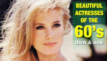Beautiful Actresses of the 60s – Then and Now