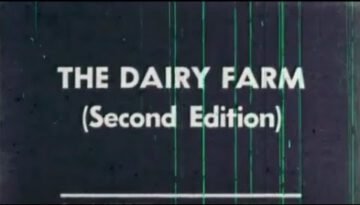 Life on a Midwest Dairy Farm in the 1960's