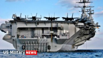 The World's Biggest Aircraft Carriers Today
