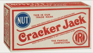 Cracker Jack and the prize inside – Life in America