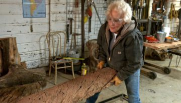 70 Year Old Furniture Maker