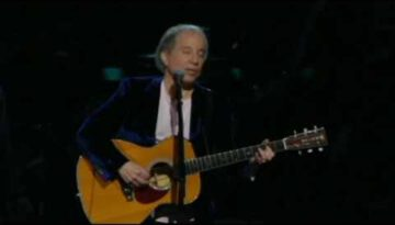 Paul Simon- Here Comes the Sun with Grahm Nash, and David Crosby