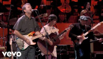 While My Guitar Gently Weeps – Concert For George